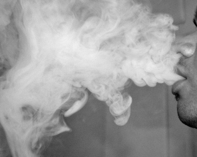 Томичи получили неменее 20 штрафов занезаконное курение